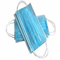 Non Woven Face Mask 2 Ply With Earloop.j