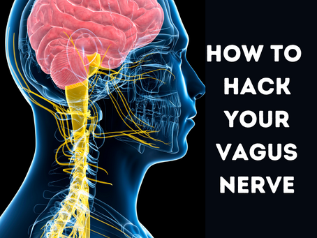 11 Ways to Hack Your Vagus Nerve and Feel Better