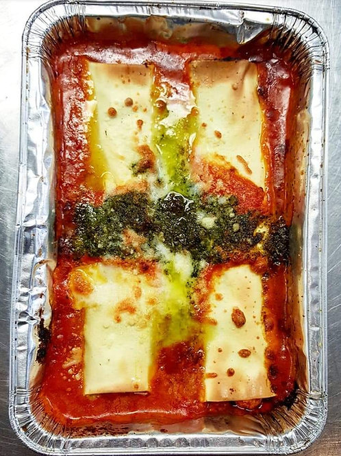 Meatball & Greens Duo Cannelloni