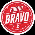 Forno Bravo Redondo (vectores) (Fondo bl