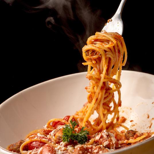 Spaghettini Americani