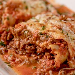 Lasagna di Manzo