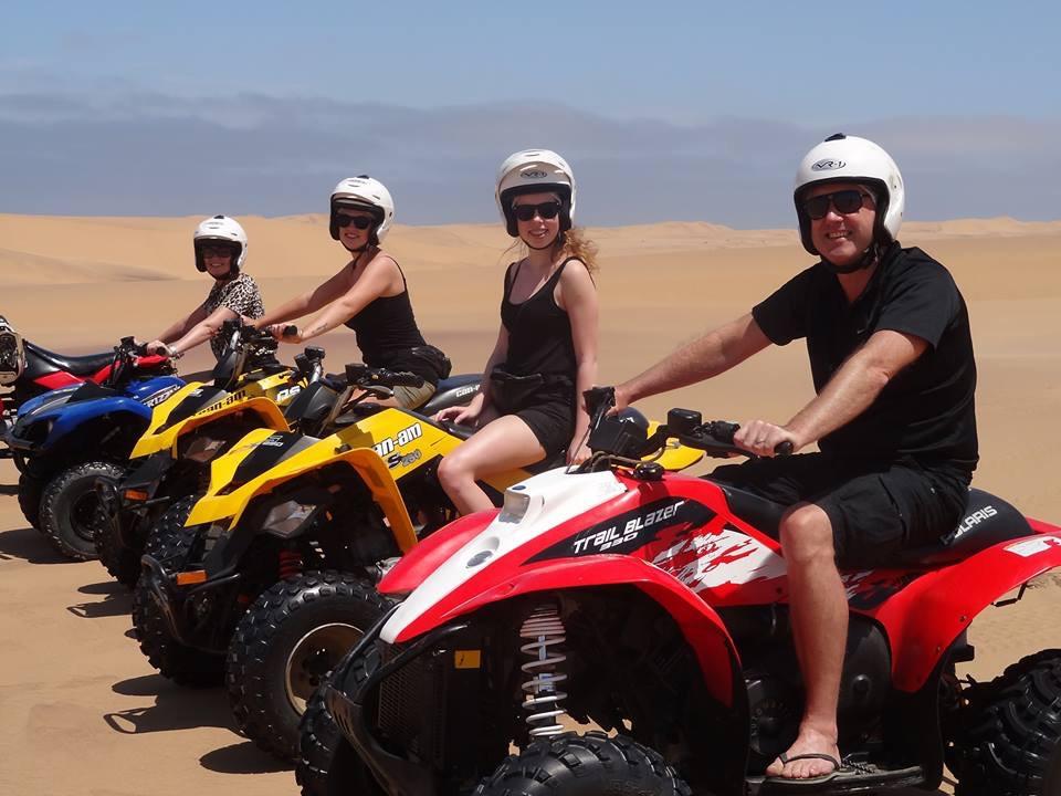 Namibia-quadbikes