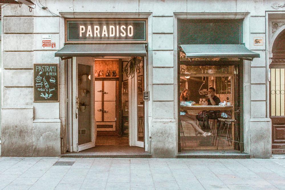el-paradiso-barcelona