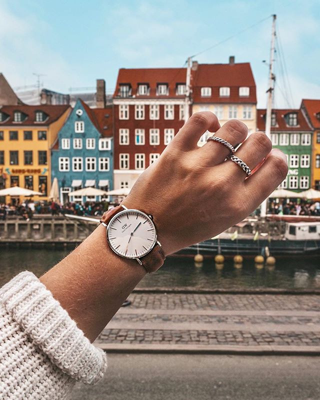 Collaboration with Daniel Wellington