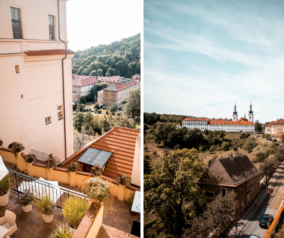 domus henrici hotel Prague