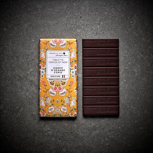 Chocolat noir Confit d'Orange