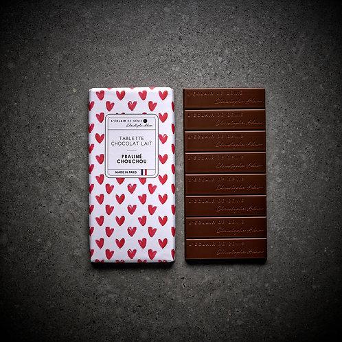 Chocolat lait Praliné Chouchou