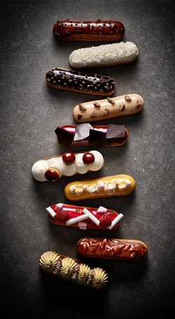 COLLECTIONS D'ECLAIRS