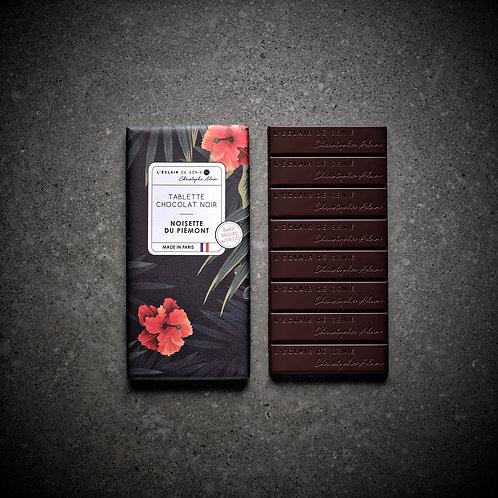 Chocolat noir Noisette sans sucres ajoutés