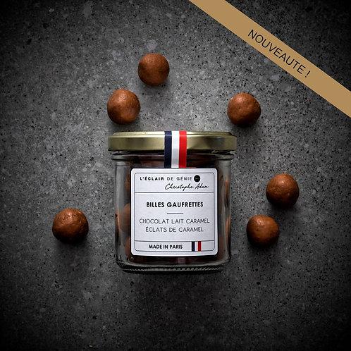 Chocolat Lait Caramel éclat de Caramel