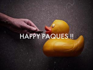 HAPPY Pâques !!