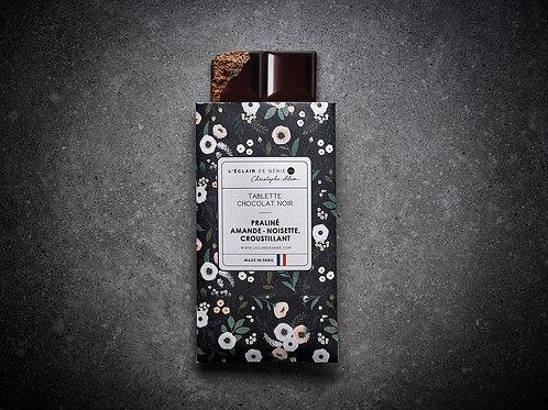 Chocolat noir Praliné Amande Noisette croustillant