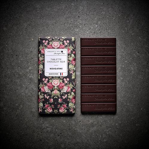 Chocolat noir Nougatine