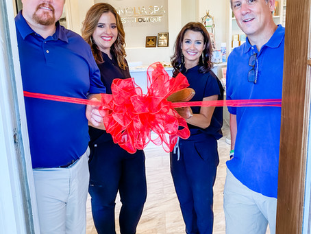 Red Ribbon Ceremony & Open House