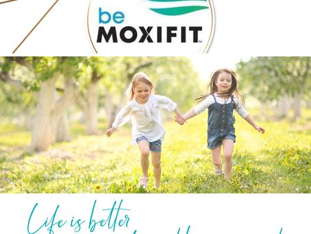 September Moxifit 'Refer a Friend' Campaign
