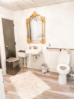 Restroom with Shower