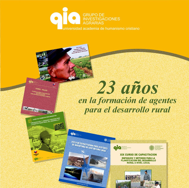 Programa de Capacitación GIA 2006