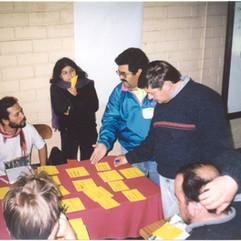 2001 Ciclo XVII Curso GIA Temuco