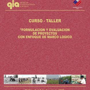 2002 Curso Taller Marco Lógico Chillán