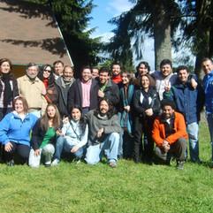 2009 Ciclo XXV Curso GIA Clausura Temuco
