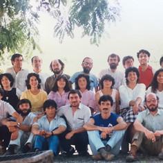 1986 Ciclo II Curso GIA clausura Punta Tralca