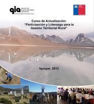 Tapa Curso Dirigentes Iquique 2012