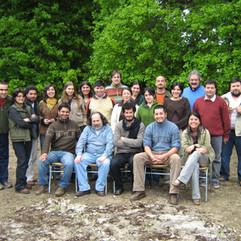 2007 Ciclo XXIV Curso GIA clausura Chillán