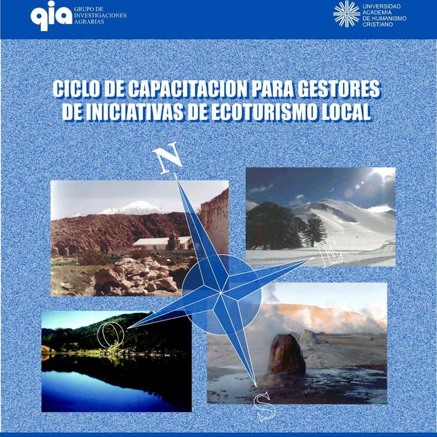 2003 Ciclo Gestores Ecoturismo Puerto Domínguez