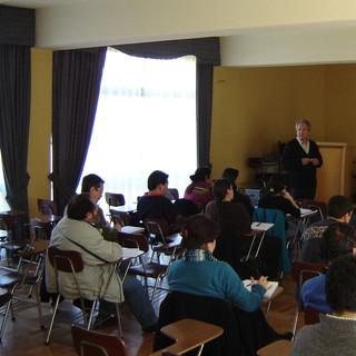 2005 Magister UAHC-GIA Temuco