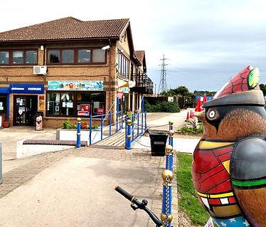 Boating store in Nottingham at Beeston Marina