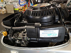 Honda 15hp 4 stroke for sale nottingham