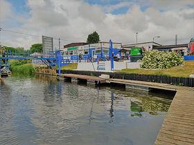 Red DieseRed diesel l Beeston Marina Nottingham.