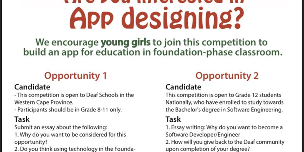Deaf Girls Code Boot Camp