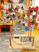 Linda Clarini Bijoux adresses boutiques shops chez Azalée et Pissenlit Landes Seignosse Le Penon Océan