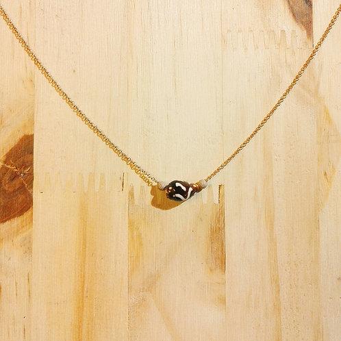 Collier BOHO perles diamantées