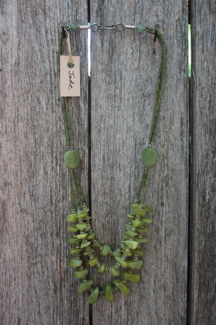Pure Jade Necklace