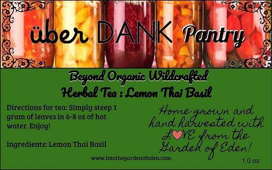 Pure Thai Basil Herbal Tea