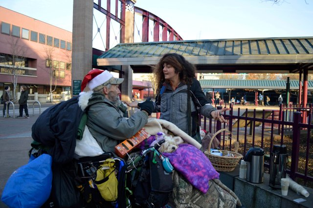 Love for the Homeless