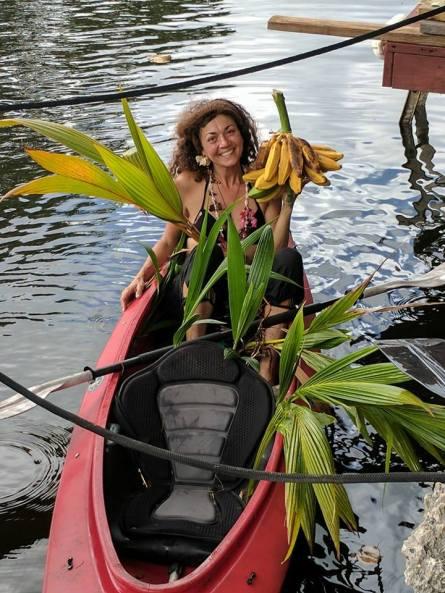 Coco Sprouts & Local Banana