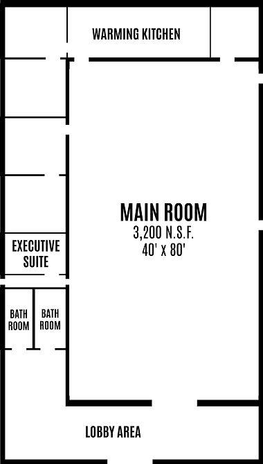 The City Community Center Floorplan II.j