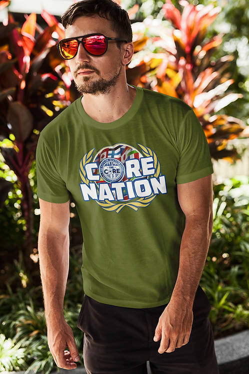 The CORE NATION Official T-Shirt (Unisex Tee)