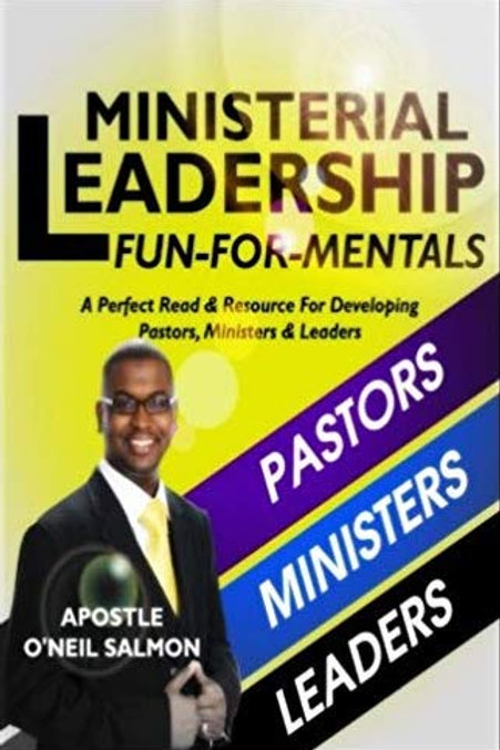 Ministerial Leadership Fun-For-Mentals