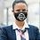 Thumbnail: RESET & CONQUER Face Masks