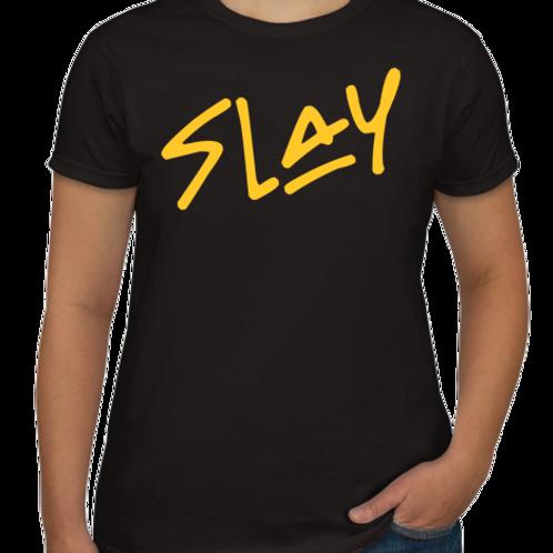 Slay Black T-Shirt