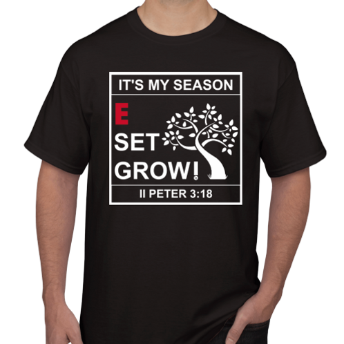Ready, Set, Grow! Unisex T-Shirt