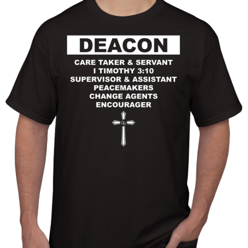Deacon Unisex T-Shirt