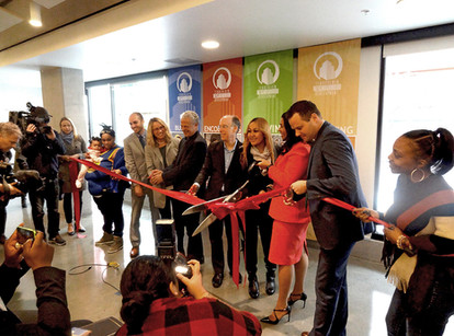 1036 MISSION HOUSING OPENS