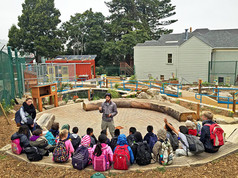 COLLEGE HILL LEARNING GARDEN