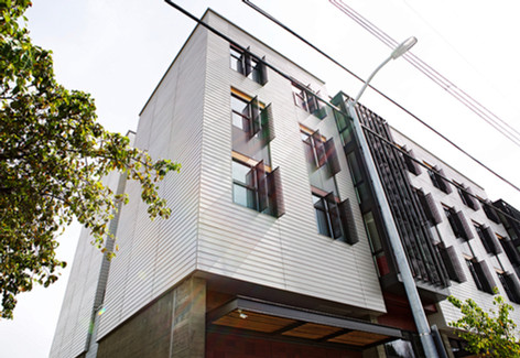 CCA STUDENT HOUSING